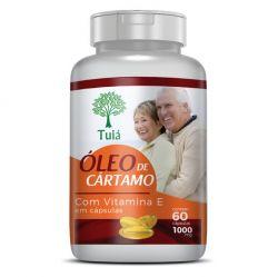 Óleo de Cártamo + Vitamina E