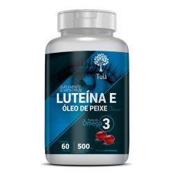 Luteína e Zeaxantina com Ômega 3 e Cártamo