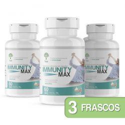 Immunity Max - Kit 3 Frascos