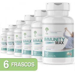 Immunity Max - Kit 6 Frascos